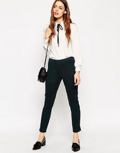 ASOS   ASOS - Pantalon cigarette casual coupe skinny