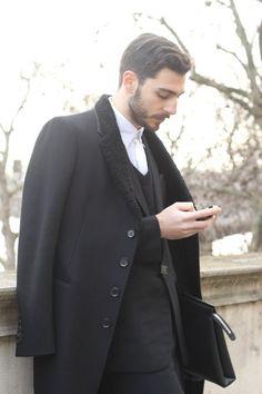 #fashion #streetstyle  #men  #london
