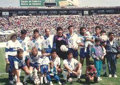 Puebla FC 89-90