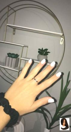 White coffin SNS nails, # coffin # nails # white, # acrylic nails, acrylic nails, … – coffin nail – # acrylic nails # nails - New Site White Coffin Nails, Acrylic Nails Coffin Short, White Acrylic Nails, Summer Acrylic Nails, Best Acrylic Nails, Acrylic Nail Designs, Summer Nails, Matte White Nails, Pastel Nails