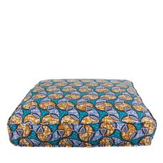 Lounge Mattresses African Print Wink Blue