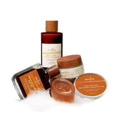 #DAYNA: a wonderful ayurvedic brand on www.naturalglam.com my preferred product: the paris-india oil