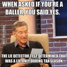 Maury Memes: When Asked If You Are A Baller - NoWayGirl