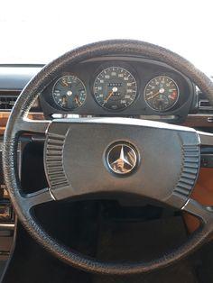 Mercedes Benz 350 SE