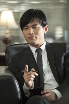 "Jay Chou in ""The Green Hornet"" (2011) - © Columbia Pictures"