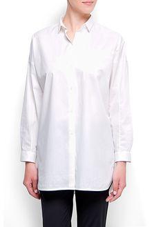 Massive white shirt LOVE
