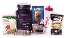 Designed for active women, the PrettyFit subscription box delivers a monthly pack of healthy, high protein snacks and products, and gear to help you live an active lifestyle. Learn more about PrettyFit and read the latest PrettyFit reviews at Find Subscription Boxes.  http://www.findsubscriptionboxes.com/box/prettyfit/
