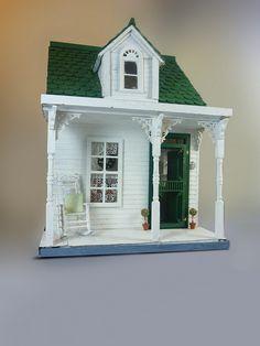 miniature houses....2..33 qw