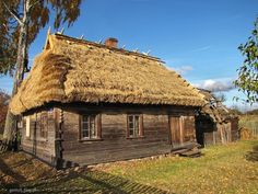 Podlaska chatka po renowacji A Wrinkle In Time, Historical Architecture, Cottage, House Design, Cabin, The Originals, House Styles, Places, Home Decor