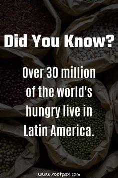 World Hunger Backpack