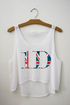 1D-One Direction – Hipster Tops