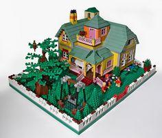 LEGO Villa Kakelbont, Pippi Langkous