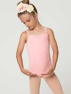 Girls leotard sewing pattern #4 – My Childhood Treasures