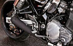 Taverne_Inazuma_015 Inazuma Cafe Racer, Vw Cars, Motorcycle, Vehicles, Bike, Projects, Bicycle, Rolling Stock, Motorcycles