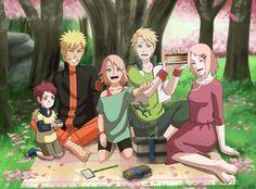 Narusaku family