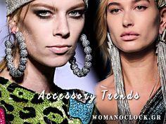 Οι Τάσεις της μόδας στα αξεσουάρ Φθινόπωρο Χειμώνας 2018 2019 τα κοσμήματα, καπέλα, γυαλιά ηλίου, ζώνες που θα φορεθούν το χειμώνα Fashion Beauty, Fall Winter, Trends, Beauty Trends