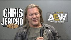 Chris Jericho Highlights Jurassic Express As Great Examples Of Stars Being Developed In AEW Eric Bischoff, Le Champion, Chris Jericho, Types Of Guys, Teenage Daughters, Boxing News, Character Development, Wwe Superstars, Big Star