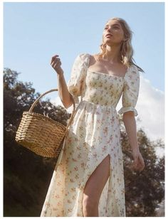 Chic Summer Outfits, Summer Dresses, Outfit Summer, Pinterest Trends, Outfit Vestidos, Outfit Elegantes, Estilo Hippie, Side Slit Dress, Look Boho