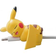 CABLE BITE BIG POKEMON Pikachu for Iphone from Japan NEW F//S