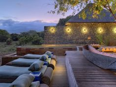 The Phinda Private Game Reserve is where