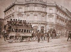 Tranvía - 1880 Madrid