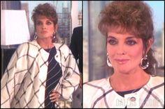 Dallas Styles: 7 Iconic Looks from Sue Ellen Ewing Serie Dallas, Dallas Tv Show, Classic Series, New Series, I Fall In Love, Falling In Love, Miss Texas, Larry Hagman, Linda Gray