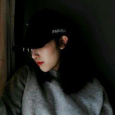 ❤❤❤❤ Swag Babe, Girl Swag, Ulzzang Korean Girl, Ulzzang Couple, Monochrome Fashion, Dark Fashion, Taehyung, Uzzlang Girl, Dark Photography