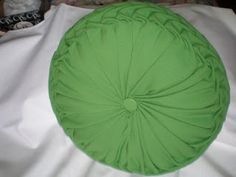 Almofadas, Ponto Capitone e Bordado com fita de cetim Satin Ribbons, Throw Pillows, Craft