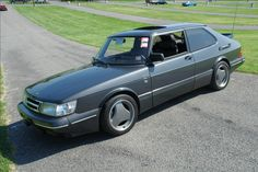 2012 Import Saabs @ Carlisle SPG 1st place. 1988 Saab SPG by Paul Campagna