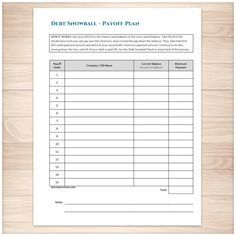 Free Printable Email Signup Sheet To Help You Grow Your Email List