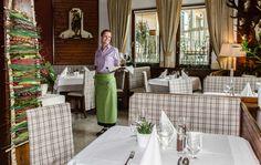 Gaststube im Garten-Hotel Ochensberger