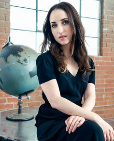 """Star of HBO's hit movie """"Confirmation"""" stops by TheWrap for interview and photo session 7 of 8  Zoe Lister-Jones, """"Confirmation""""  Photographed by William Callan for TheWrap"""