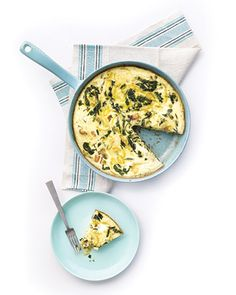 Swiss Chard Frittata, Wholeliving.com