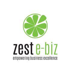 Loving the new Zest e-Biz logo!  //  www.zestebiz.com  //  Find out more more about choosing the right logo now at http://swishdesign.com.au/which-logo-should-i-choose/