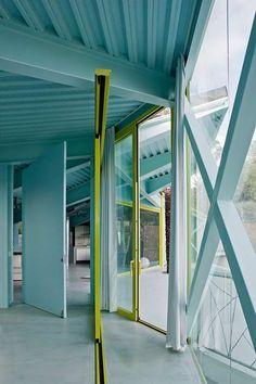 Never Never Land House by Andrés Jaque #architecture #interiors