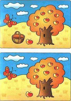 картинки для детей найди отличия (11) (486x688, 843Kb)