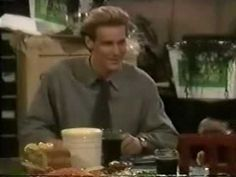 Jax has a shipment of oysters brought to Lois & Brenda. They all share lunch along with Ned and Brenda shamelessly flirt with Jax. Best Soap, General Hospital, Oysters, Flirting, How To Memorize Things, Romantic, In This Moment, Soaps, Tweety