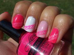 Candy Shop, My Nails, Nail Polish, Chic, Shabby Chic, Elegant, Nail Polishes, Polish, Manicure