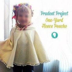 Head over to Prudent Baby for a video tutorial showing how to make a child's hooded fleece poncho.  It takes just one yard of fabric, plus some decorative ribbon and pom pom trim.  The video …