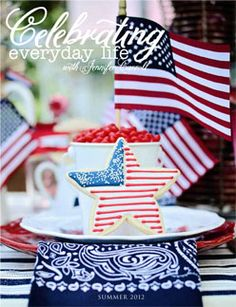 july 4th @Monica Hagewood - we need to make these this summer!!!