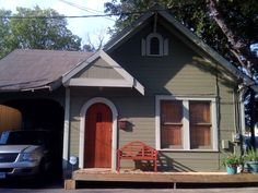 Austin House Rental: Downtown Austin Very Private Home 2 Blocks From Whole Foods