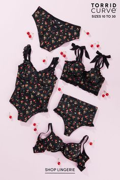 Girl Outfits, Cute Outfits, Cute Swimsuits, Bra And Panty Sets, Dark Fashion, Spa, Lingerie Set, Jane Norman, Girl Clothing