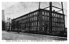 Easley Cotton Mill   Flickr - Photo Sharing!