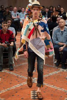 Junya Watanabe Spring 2016 Menswear Fashion Show