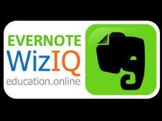 Evernote in Webinars