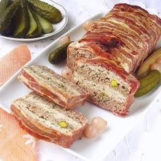 ... terrine rustic french rabbit and pork pork country terrine saveur