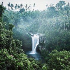Tegenungan Waterfall, Indonesia