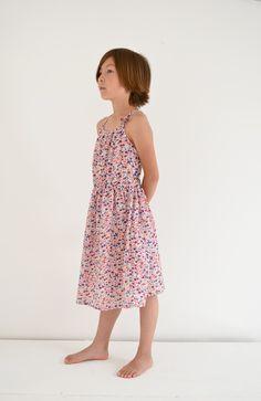 joyful summer dress