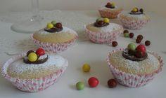 Questi cupcakes alla nutella sono buonissimi,sono delle vere e proprie mini torte,molto belle da vedere e piacevoli da mangiare,i bambini li adorano,e non solo loro..