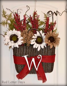 171 Best Wreaths Amp Baskets Images In 2020 Wreaths Door Wreaths Diy Wreath